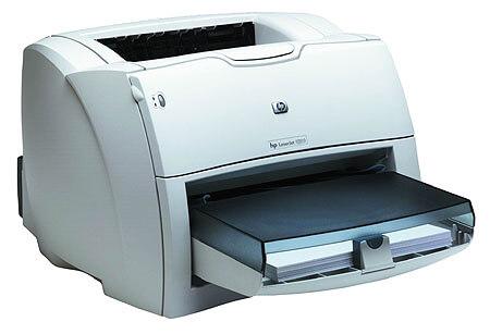 تعريف طابعة hp laserjet 1300